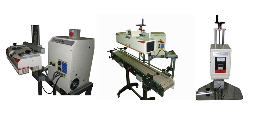 SealerOn Induction Sealers