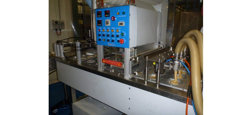 Filling Machine and Heat Sealing Machine