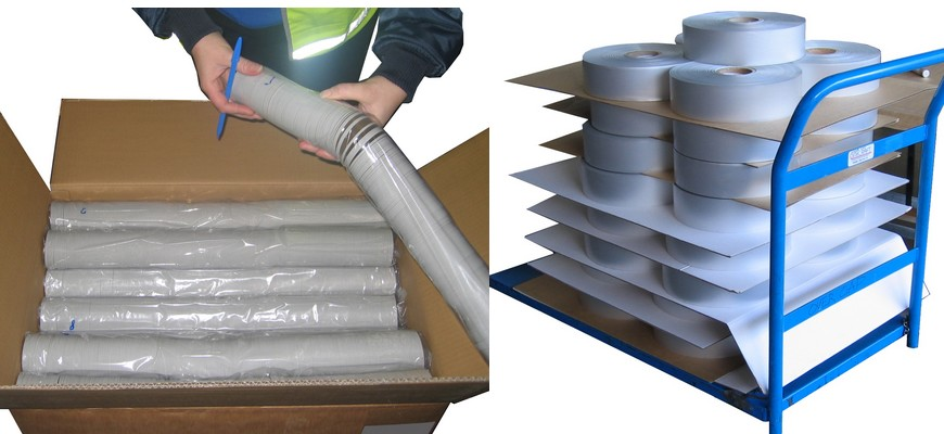 Precut Liners and Roll Form Liners