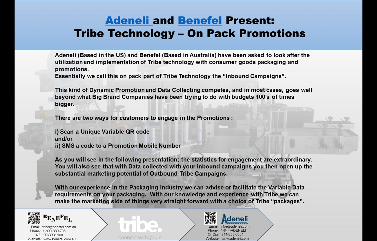 Tribe - Benefel Engagement Platform US