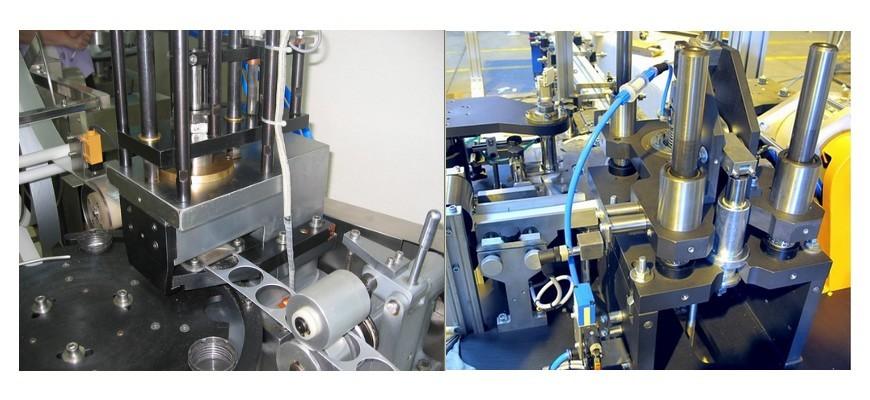Cap Lining Machinery