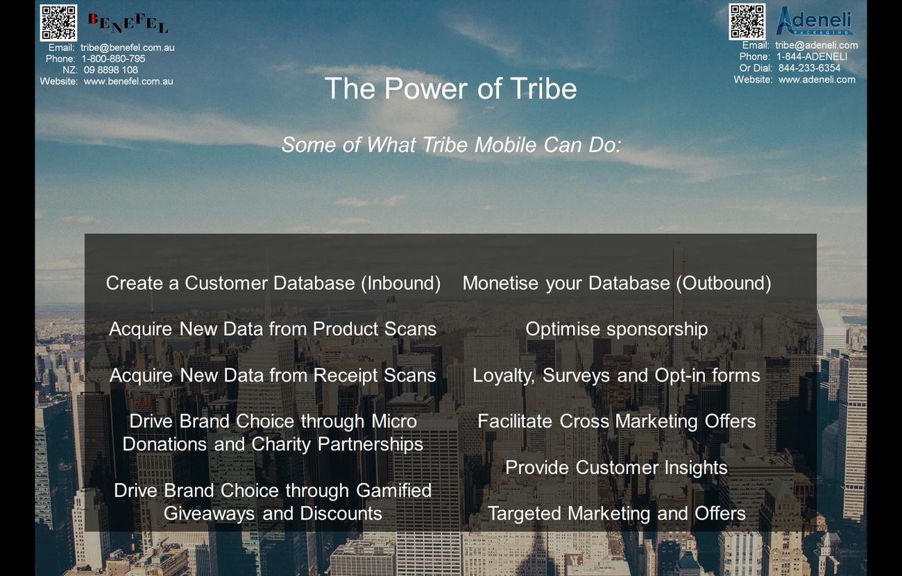 Tribe - Benefel Engagement Platform US